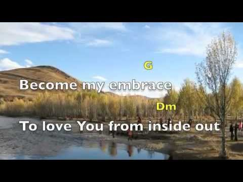 From the inside out (lyrics & chord) Joel Huston - YouTube