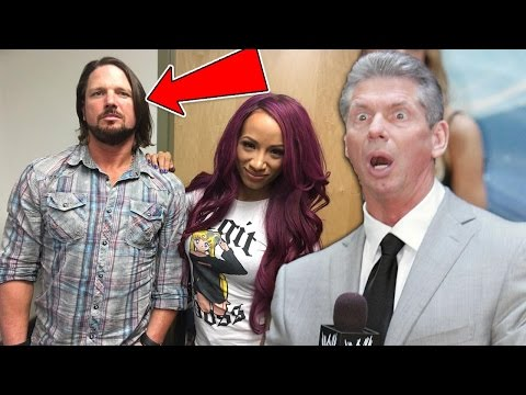 TOP 10 WWE COUPLES THAT YOU NEVER KNEW EXISTED