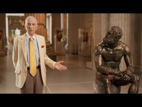 The Boxer at rest. An ancient masterpiece, special guest Gay Talese | Eni Video Channel