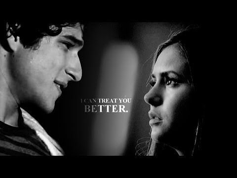 Scott/Elena | I can treat you better