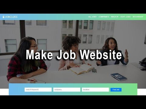 How To Make Website Using HTML CSS And Bootstrap | Complete Website Tutorial
