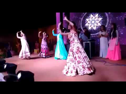 Punjabi wedding song dance