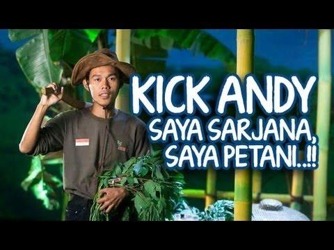 Saya Sarjana dan Saya Petani, Kick Andy 28 November 2015,  INSPIRASI KEREN