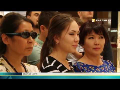 """""""Music LIVE"""" #1 (27.10.2016) - Kazakh TV"""