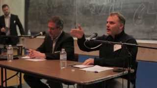 Is Religion Dangerous?  Stefan Sciafarra and Kirk Durston at McMaster University
