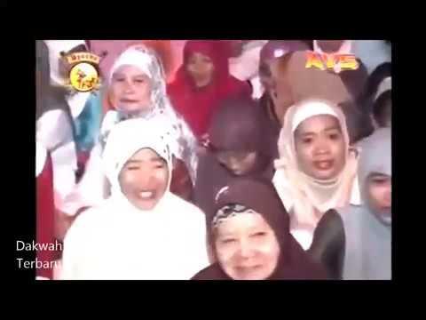 "POLISI DILEDEKIN SAMPAI NGAKAK "" DAKWAH LUCU KH.ANWAR ZAHID OFFICIAL VIDEO(7)"