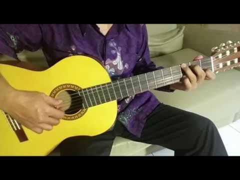 Ampar Ampar Pisang - Lagu Daerah Kalimantan Selatan (Fingerstyle Cover)