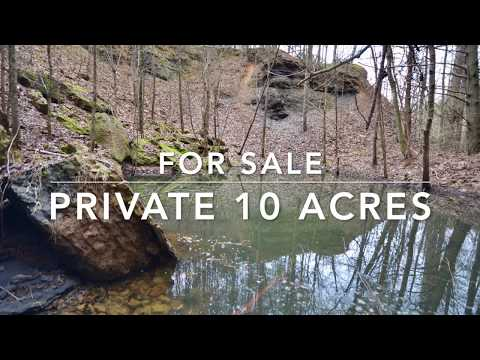 Tennessee 10 Acres For Sale With Ponds And Springs
