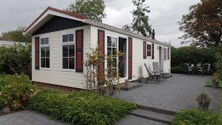 Prachtig chalet te koop op caravanpark 't Moolhof