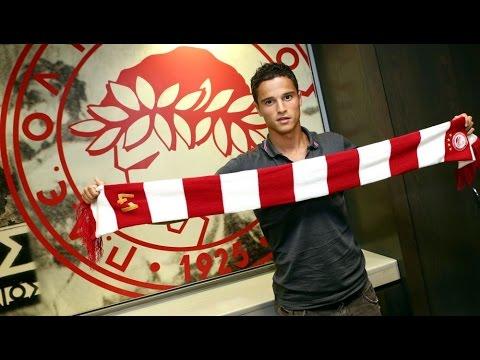 Παίκτης του Ολυμπιακού ο Ιμπραΐμ Αφελάι! / Olympiacos signs Afellay!
