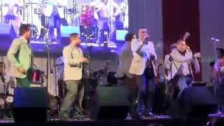 Nuestro sueño; Ana Mile; Cali pachanguero - Orquesta Camaguey en Virú (25.04.15) 1/4