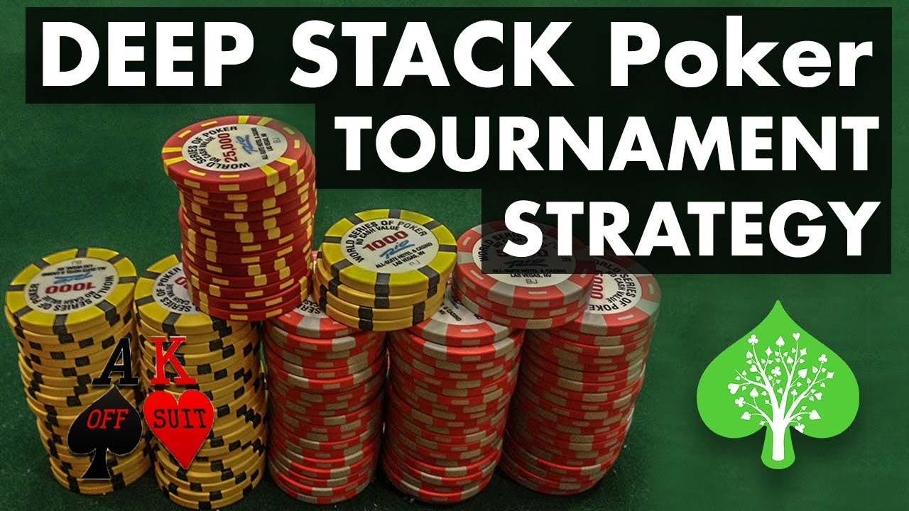 Deep Stack Poker