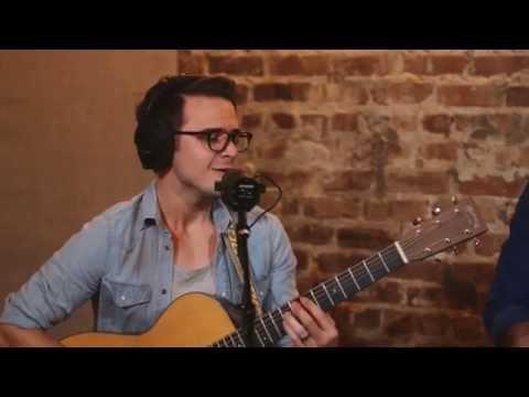 Kris Allen - In Time - Gnome Studio Sessions