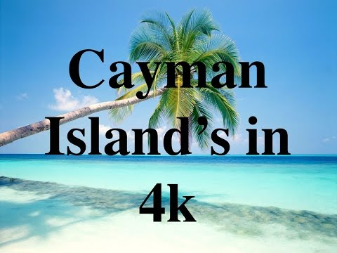 Cayman Islands in 4K
