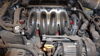 видео Ремонт Ауди А3 : Проверка и замена свечей зажигания Audi A3