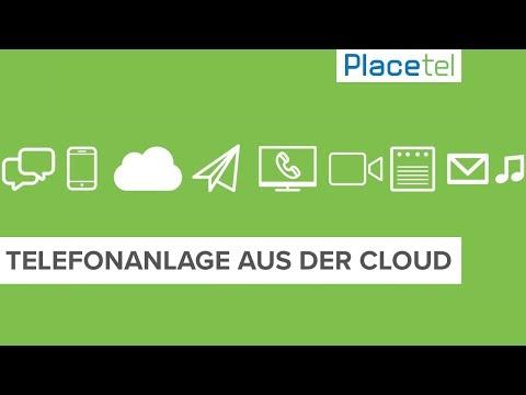 Cloud Telefonanlagen von Placetel | VoIP-Telefonie für Ihr Business
