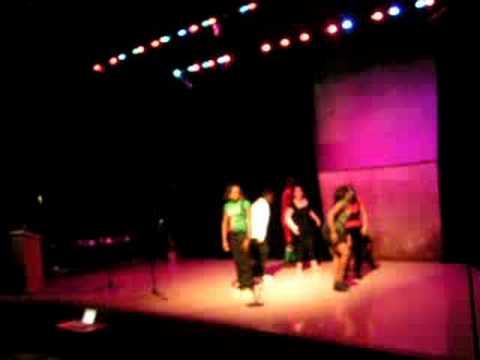 Chicago Freedom School Revolutionary Dance Crew
