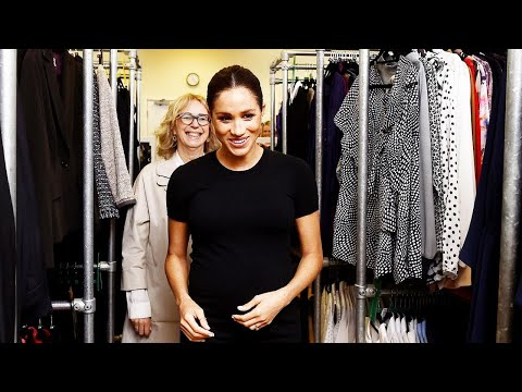 Meghan Markle Gives Fashion Advice to Help Women Get Jobs
