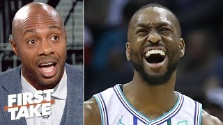 'What are we doing, Charlotte?!' – Jay Williams reacts to Kemba to the Celtics reports | First Take