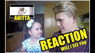 Baixar Poo Bear feat. Anitta - Will I See You (Official Video) Reaction   REAÇÃO