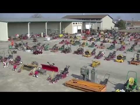 Russo Power Equipment Used Equipment Auction Preview 2014