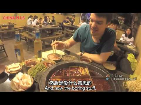 CHONGQING Man vs. Spicy Hotpot