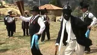 Negritos - Folklore de Pomabamba (Ancash - Perú)