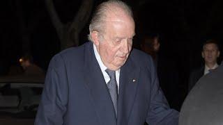 La Agencia Tributaria abre una inspección fiscal al rey Juan Carlos I