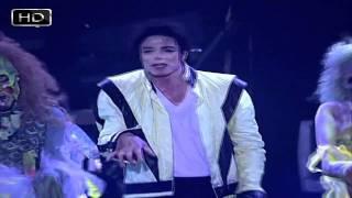 Michael Jackson HWT Live In Munich Thriller HD