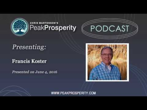 Francis Koster: Rescuing Your Local Economy