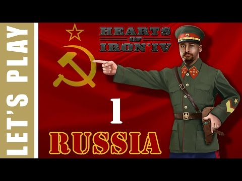 HOI4 Russian Rampage World Conquest 1