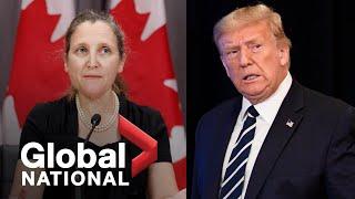 Global National: Aug. 7, 2020 | Canada hits back at U.S. with retaliatory tariffs