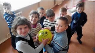 Шкільне життя 1-В класу за І семестр 2016-2017 н.р.