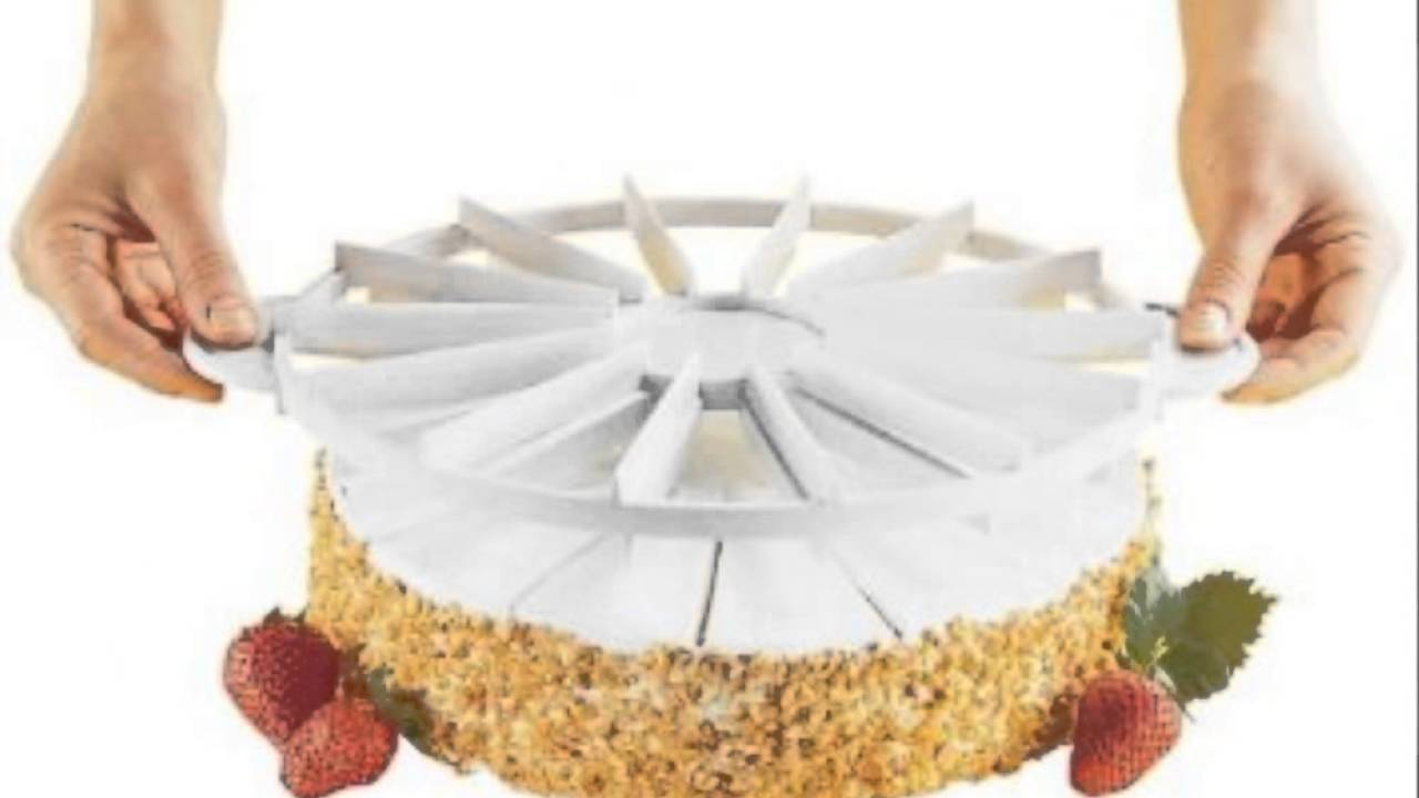 Portion Cake Cutter