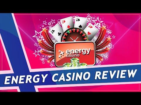 Energy Casino Online 【FULL anmeldelse & spilleautomater 2021】 video preview