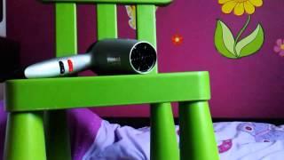 2 часа - Звук от сешоар за бебета - бял шум (white noise - hair dryer for babies)