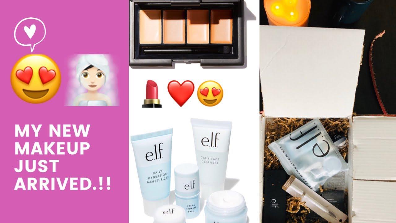 ELF Makeup Sale💄    New Makeup    Box Opening    Urdu Vlog ...