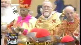 PART 2 FUNERAL POPE GREEK PRAYERS