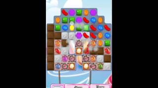 Candy Crush Saga Level 1493 No Booster