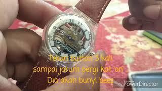 Swatch Musicall alarm set (malay)