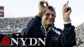 Joe Paterno's Wife Vows to Clear the Ex-Coach's Name