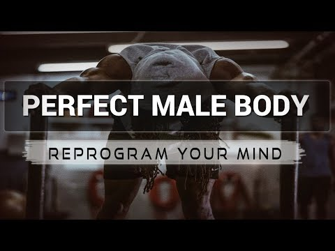 Positive Affirmations for Perfect Male Body - Law of attraction - Hypnosis - Subliminal