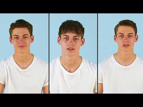 HOW TO 3 Frisuren für kurzes Haar | ASOS Männer Tutorial