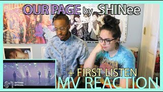 Baixar 'OUR PAGE' by SHINee | MV REACTION + ALBUM FIRST LISTEN | KPJAW