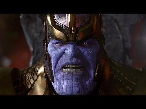 Ronan Meets Thanos Scene - Guardians Of The Galaxy (2014) IMAX Movie CLIP HD