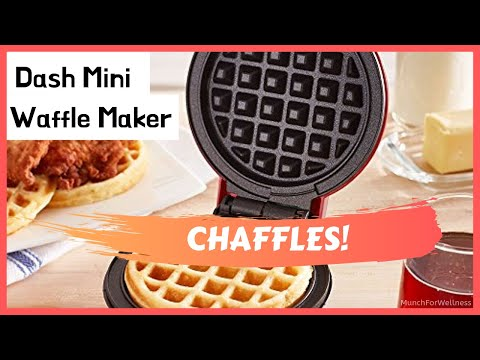 dash-mini-waffle-maker-★★★★★-keto-diet-waffle-(chaffle)-maker-that-everyone-is-talking-about