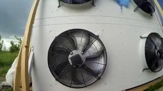 Смотреть видео Промышленный холод