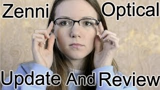 Zenni Optical haul review and update 2014 best glasses cheap glasses!