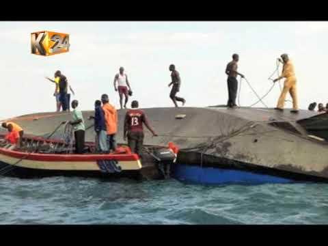 Watu 136 wafariki kufikia sasa kufuatia kuzama kwa ferry, Ziwa Victoria