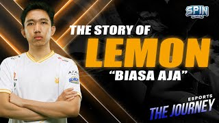Kisah Awal RRQ Lemon Hingga Menjadi SANG RAJA & ALIEN MOBILE LEGENDS! - The Journey